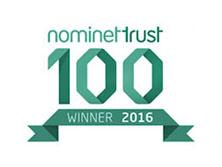 Nominet Trust NT100